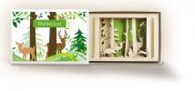 Mini-Silhouette Waldeslust