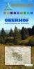Wanderkarte WM Ferienregion Oberhof