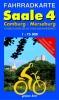 Fahrradkarte Saale 4: Camburg-Merseburg