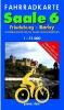 Fahrradkarte Saale 6: Friedburg-Barby