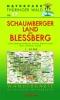 Wanderkarte Schaumberger Land und Bleßberg