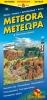 Meteora Panoramakarte