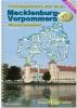 Tourenatlas 6: Mecklenburg-Vorpommern
