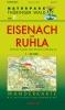 Wanderkarte Eisenach und Ruhla