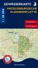 Gewässerkarte Mecklenburgische Kleinseenplatte