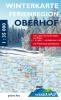 Winterkarte Ferienregion Oberhof