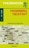 Wanderkarte Masserberg und Neustadt