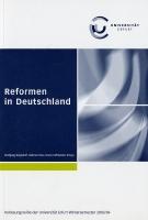 Reformen in Deutschland, Bd. 7