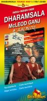 Dharamsala – Touristenkarte