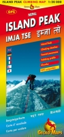 Island Peak – Bergsteigerkarte