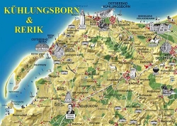 Postkarten Kühlungsborn & Rerik