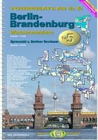 Tourenatlas 5: Berlin/Brandenburg