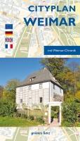 Cityplan Weimar