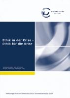 Ethik in der Krise, Bd. 8