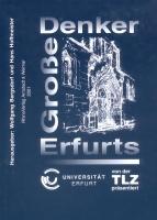 Große Denker Erfurts, Bd. 1