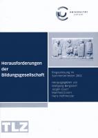 Herausforderungen der Bildungsgesellschaft, Bd. 4