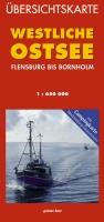 Übersichtskarte Westliche Ostsee