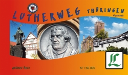 Lutherweg Thüringen, Westschlaufe