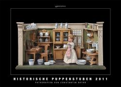 Historische Puppenstuben 2011