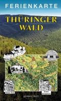 Ferienkarte Thüringer Wald