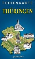 Ferienkarte Thüringen