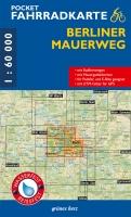 Pocket-Fahrradkarte Berliner Mauerweg