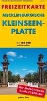 Freizeitkarte Mecklenburgische Kleinseenplatte