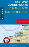 Rad- & Wanderkarte Graal-Müritz, Rostocker Heide