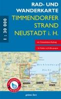 Rad- & Wanderkarte Timmendorfer Strand, Neustadt i.H.