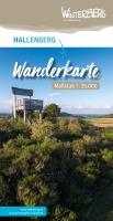 Wanderkarte Hallenberg