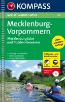Wasserwander-Atlas 608: Mecklenburg-Vorpommern