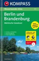Wasserwander-Atlas 609: Berlin und Brandenburg