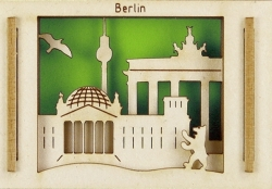 Mini-Silhouette Berlin