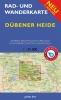 Rad- & Wanderkarte Dübener Heide