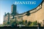 Postkartenbuch Rennsteig