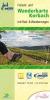 Freizeit- und Wanderkarte Ferienregion Korbach