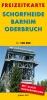Freizeitkarte Schorfheide – Barnim – Oderbruch