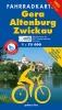 Fahrradkarte Gera, Altenburg, Zwickau