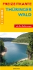Freizeitkarte Thüringer Wald